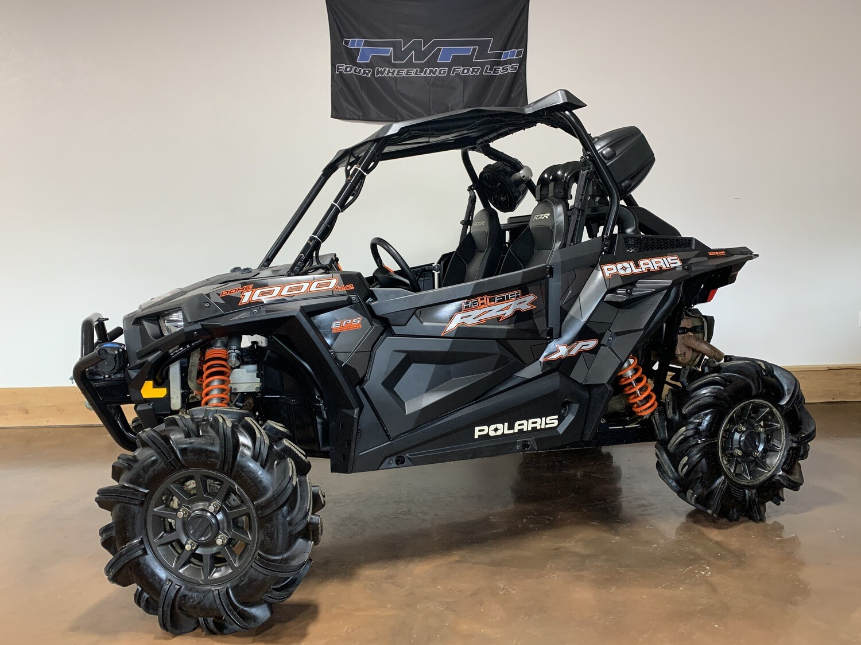 2018 Polaris RZR XP 1000 EPS - High Lifter Edition!
