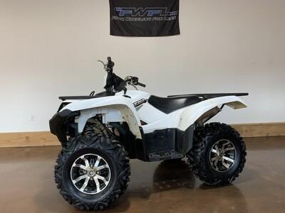 2017 Yamaha Grizzly 700 EPS SE