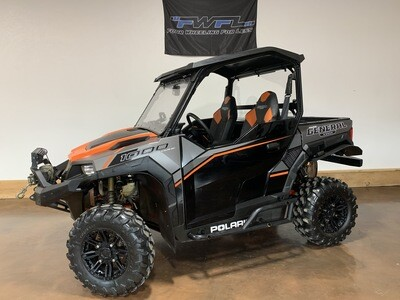 2017 Polaris General 1000 Deluxe