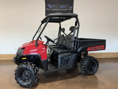 2012 Polaris Ranger XP 800 EFI