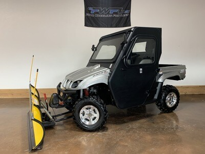 2007 Yamaha Rhino 660 Sport Edition - Near New Condition!