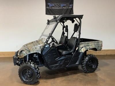 2012 Yamaha Rhino 700 EFI - As low as $160/Month!
