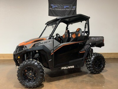 2017 Polaris General 1000 Deluxe - As low as $262/Month!