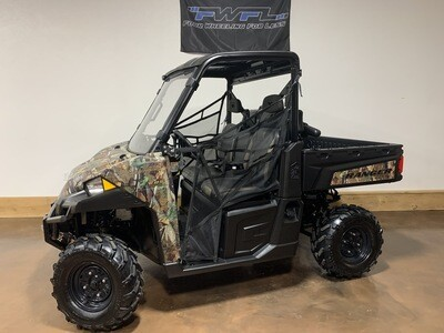 2014 Polaris Ranger XP 900 EPS Browning Edition -  ONLY 460 Miles!