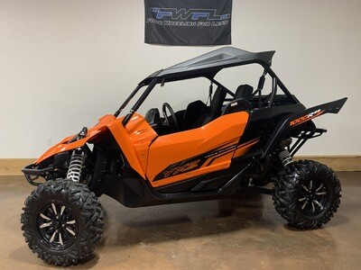 Pending - 2017 Yamaha YXZ 1000R EPS SS - ONLY 592 Miles!