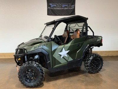2018 Polaris General 1000 LE EPS - As low as $271/Month!