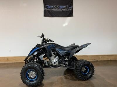 2017 Yamaha Raptor 700R SE - As low as $ 115/Month!