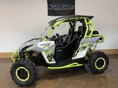 2015 Can-Am Maverick 1000R X DS Turbo - As low as $259/Month!