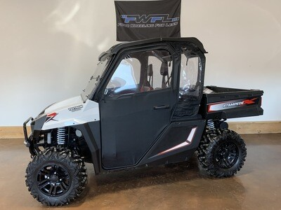 2018 Textron Stampede X - ONLY 488 Miles!