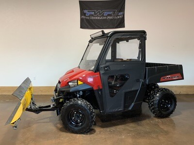 Pending - 2016 Polaris Ranger 570 Midsize - As low as $192/Month!