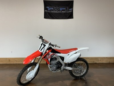 Pending - 2016 Honda CRF450R - As low as $97/Month!
