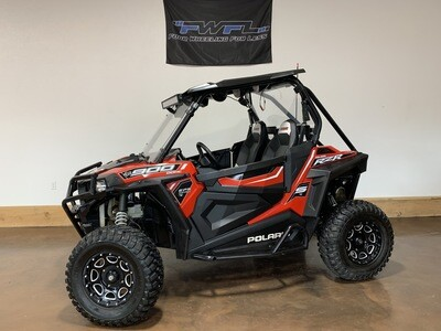 2015 Polaris RZR S 900 EPS - As low as $221/Month!