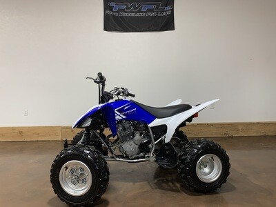 2013 Yamaha Raptor 250 - As low as $59/Month!