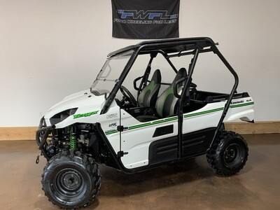2016 Kawasaki Teryx 800 EPS - As low as $191/Month!