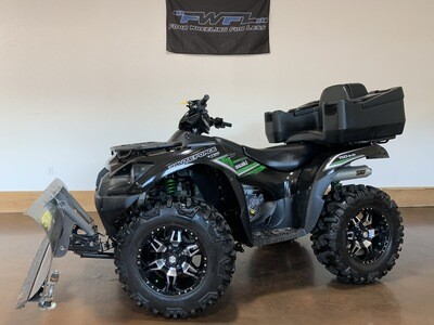 2016 Kawasaki Brute Force 750 EPS - Only 665 Miles!
