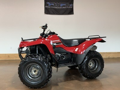 Pending - 2007 Kawasaki Prairie 360 4x4 - Great Condition!