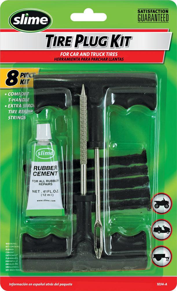 Slime Tire Plug Kit