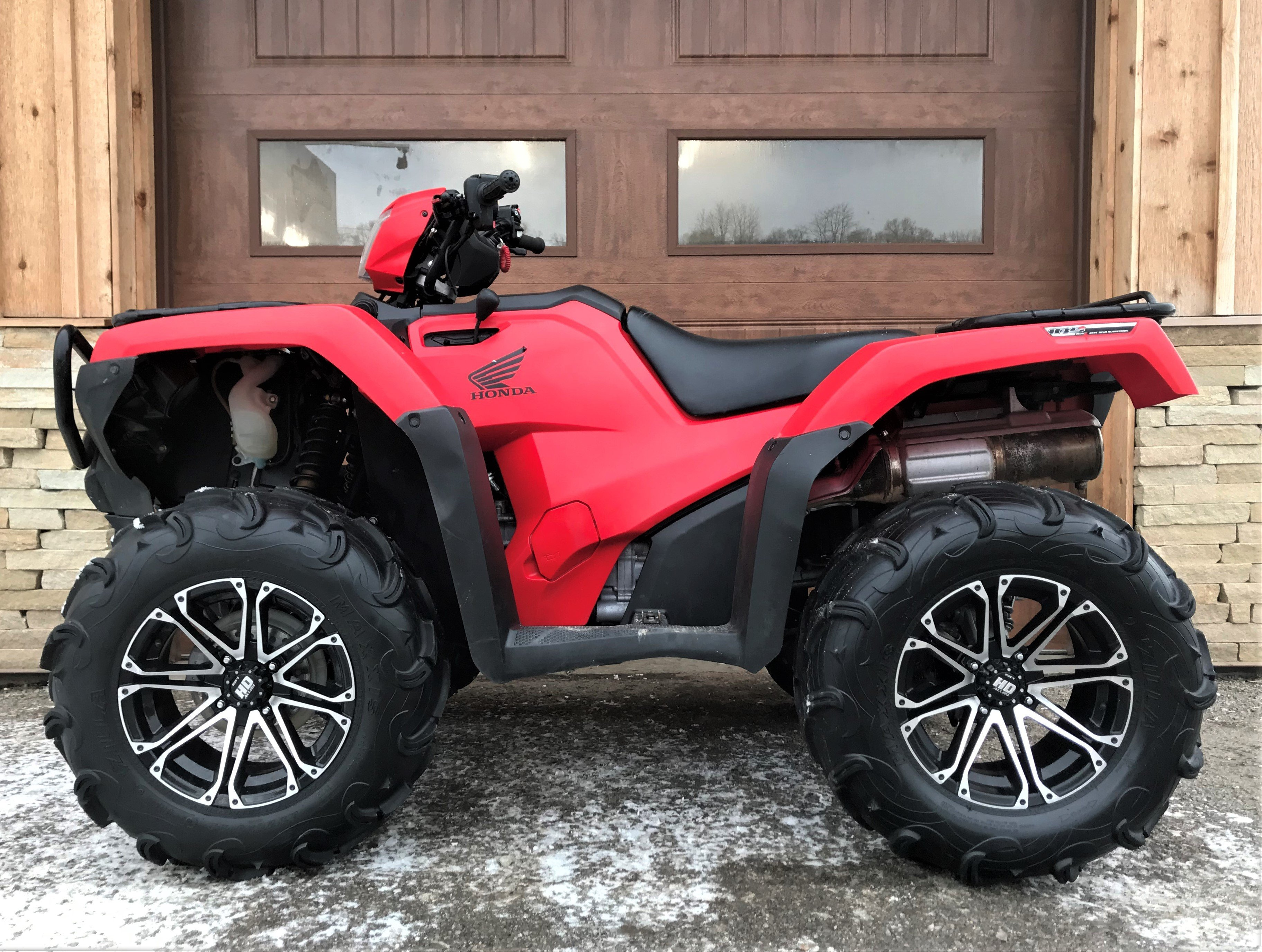 wheelers pin sale rancher honda and four dirtbikes pinterest for