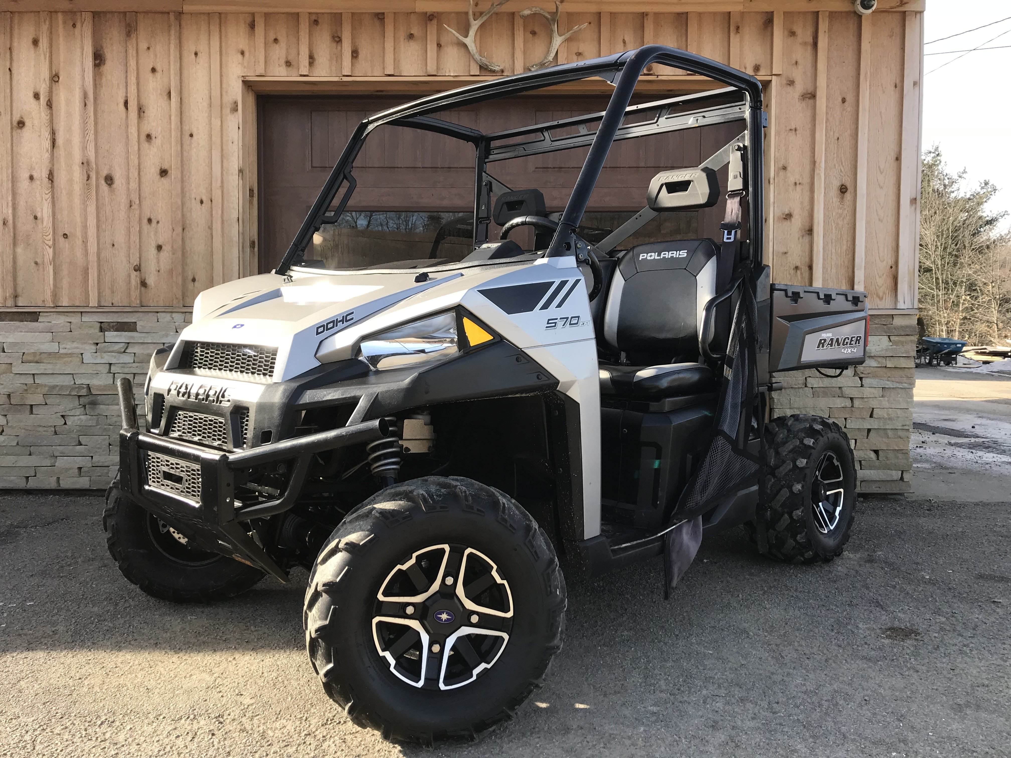 Reduced! 2015 Polaris Ranger 570 Full Size EPS Limited Edition 79398