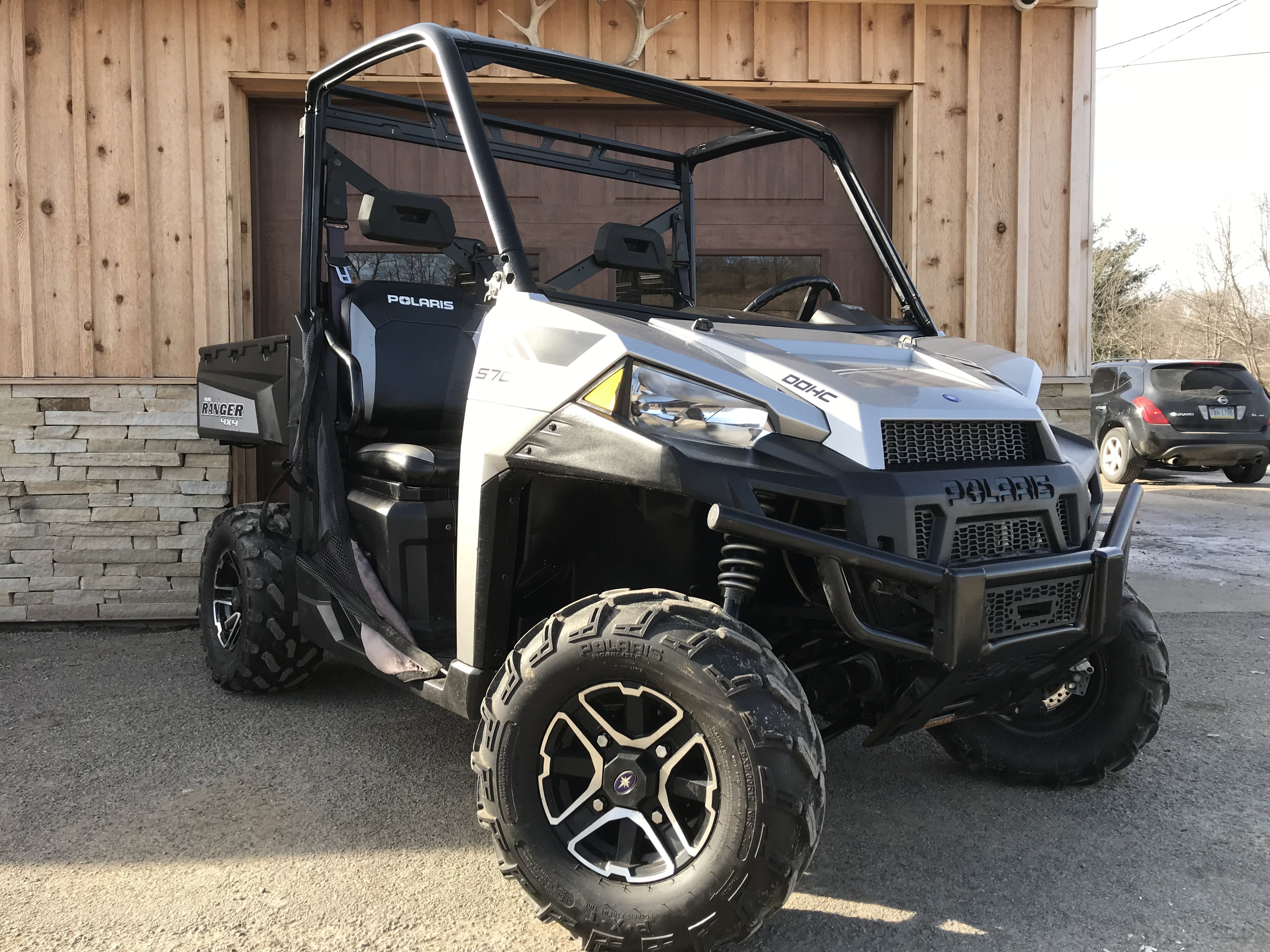 Reduced! 2015 Polaris Ranger 570 Full Size EPS Limited Edition