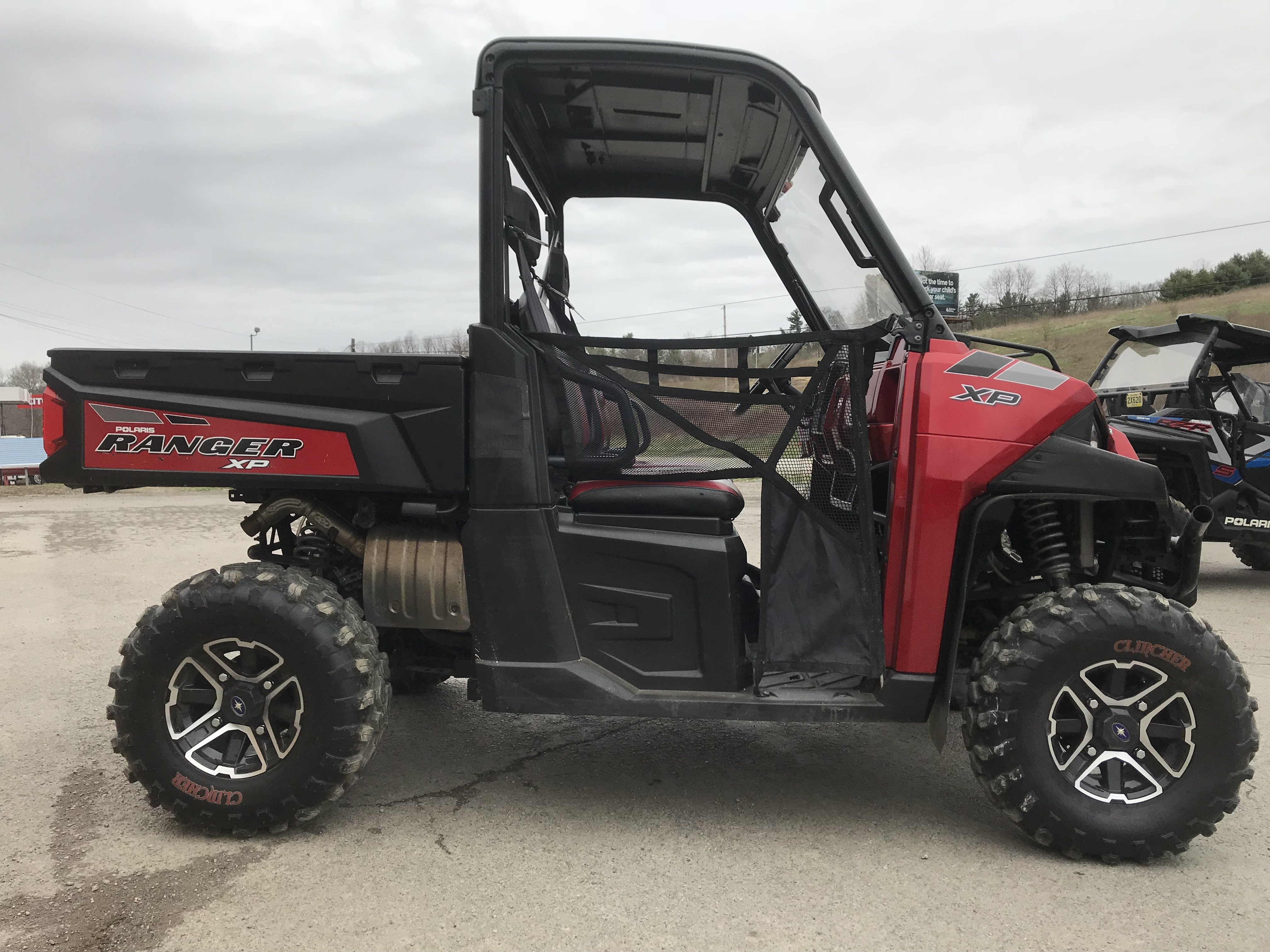 2015 Polaris Ranger XP 900 EPS LE