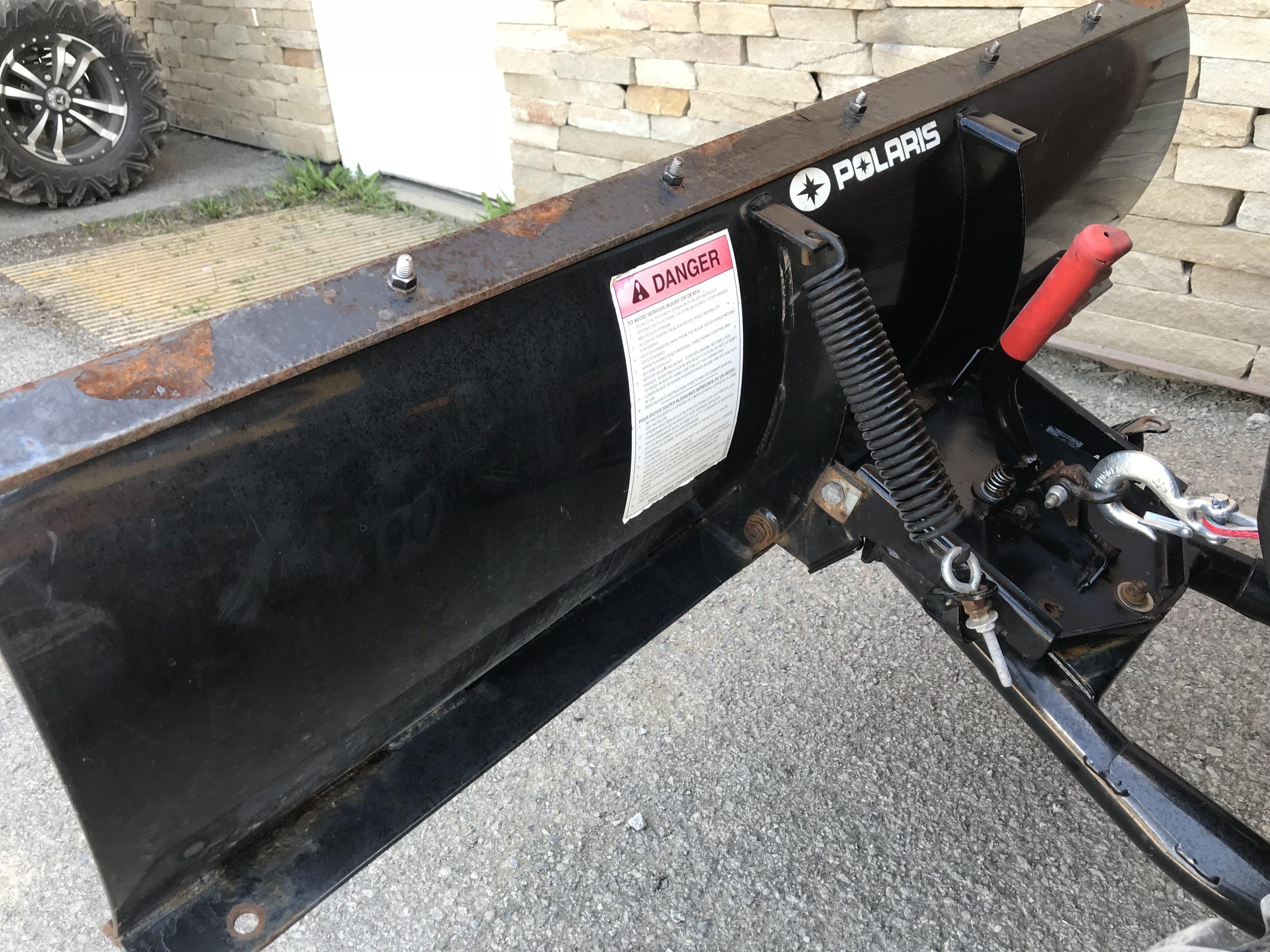 atv utv side by side plow dealer