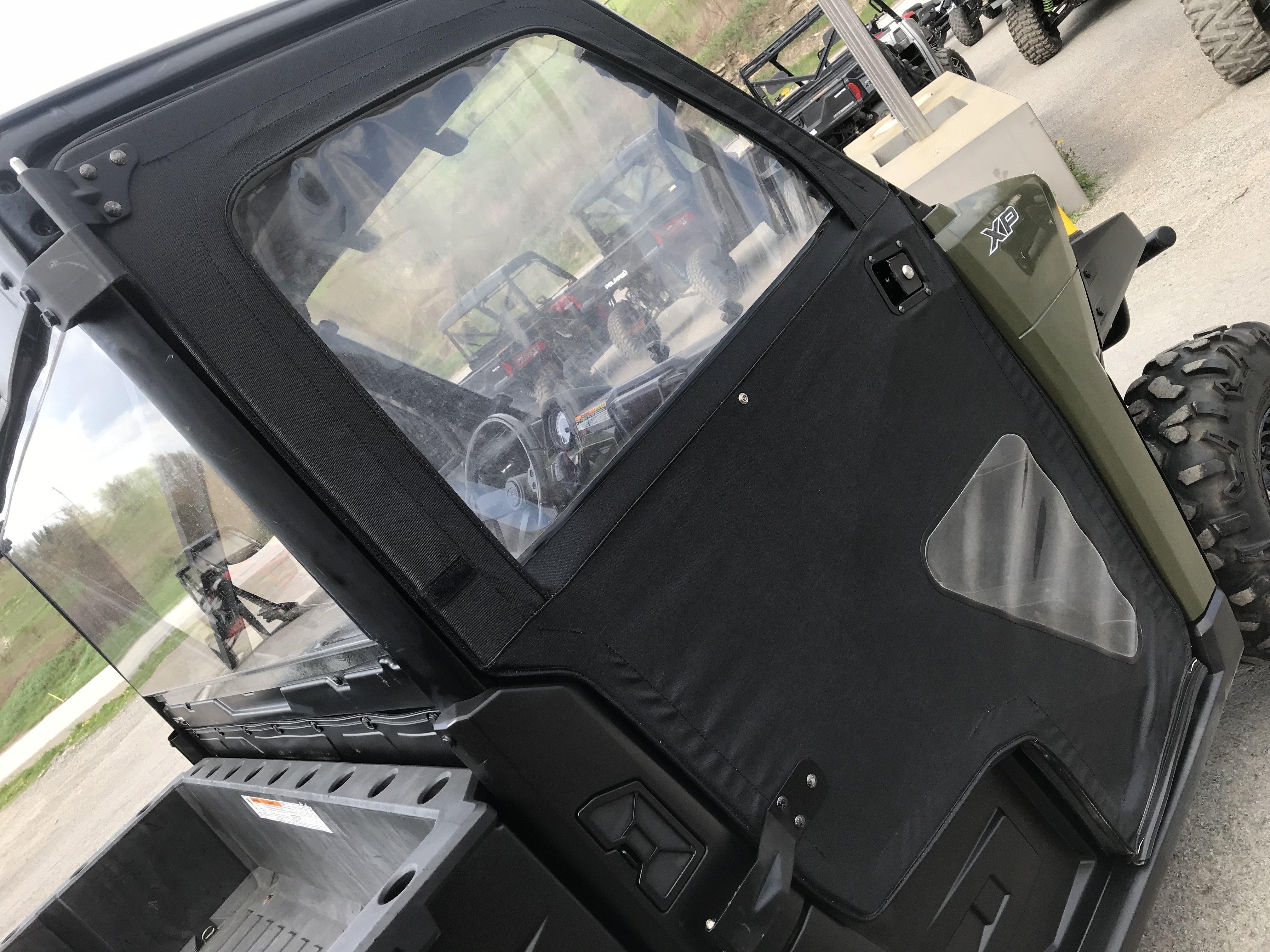 polaris ranger cab enclosure