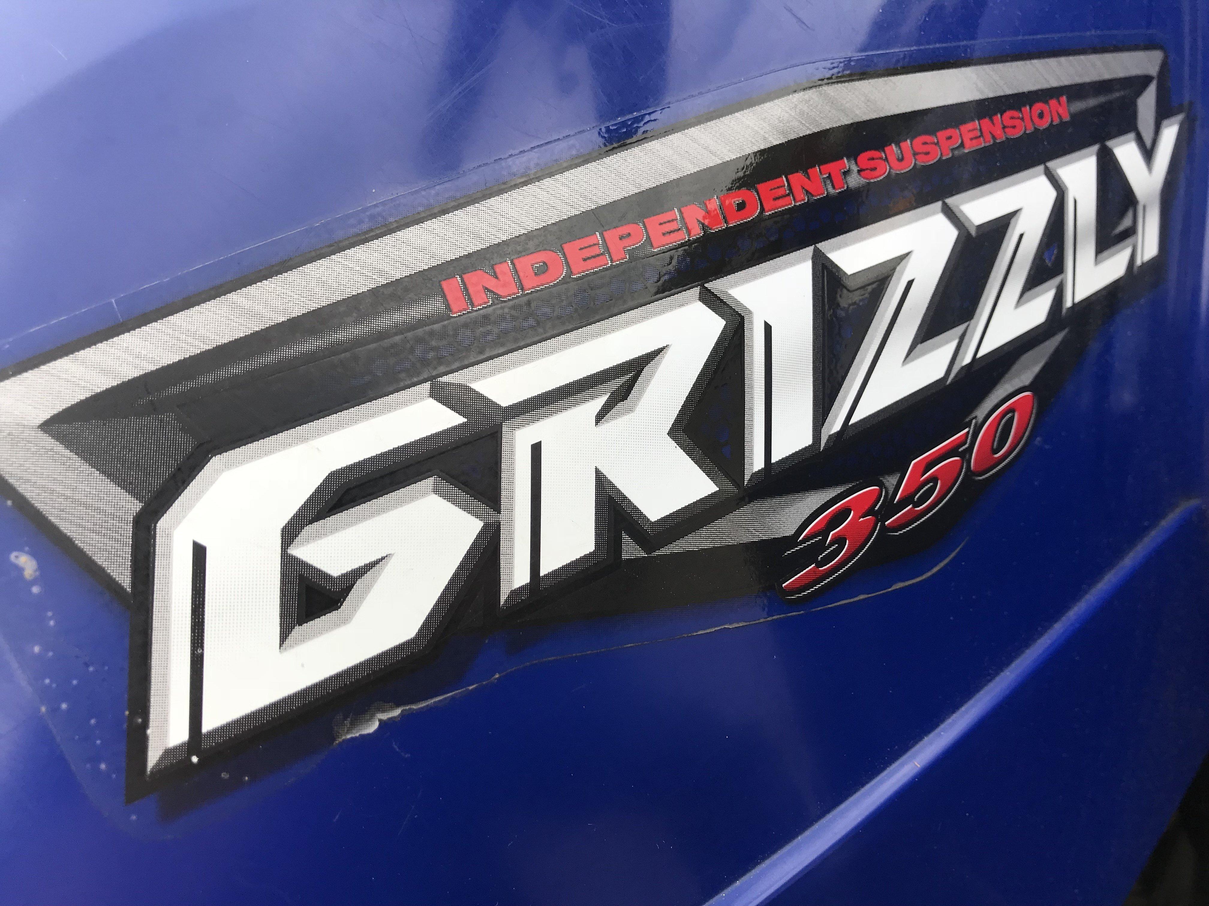 grizzly 350 auto 4x4 near me
