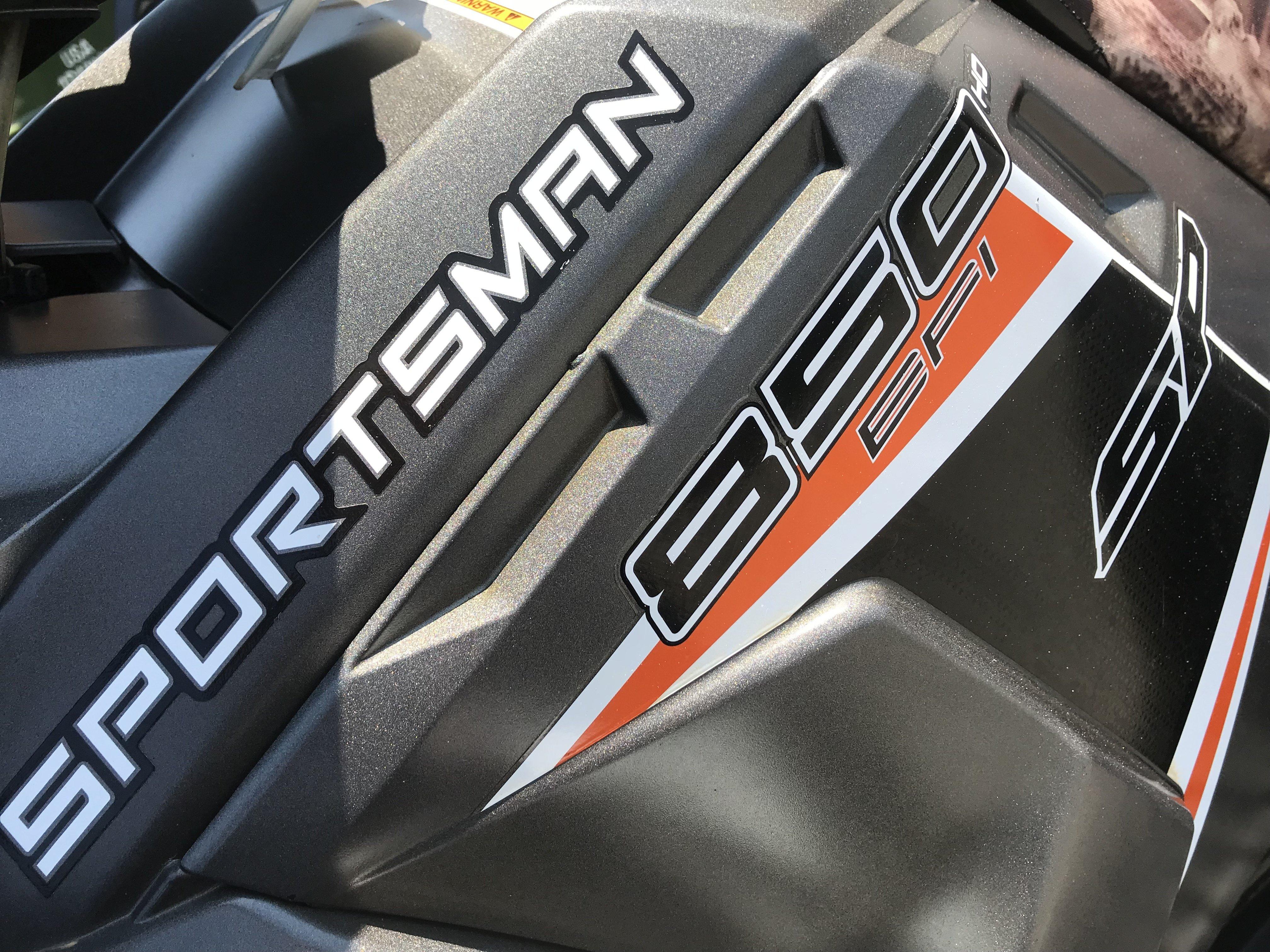 2015 Polaris Sportsman 850 SP Highlifter Kit - Low Miles!