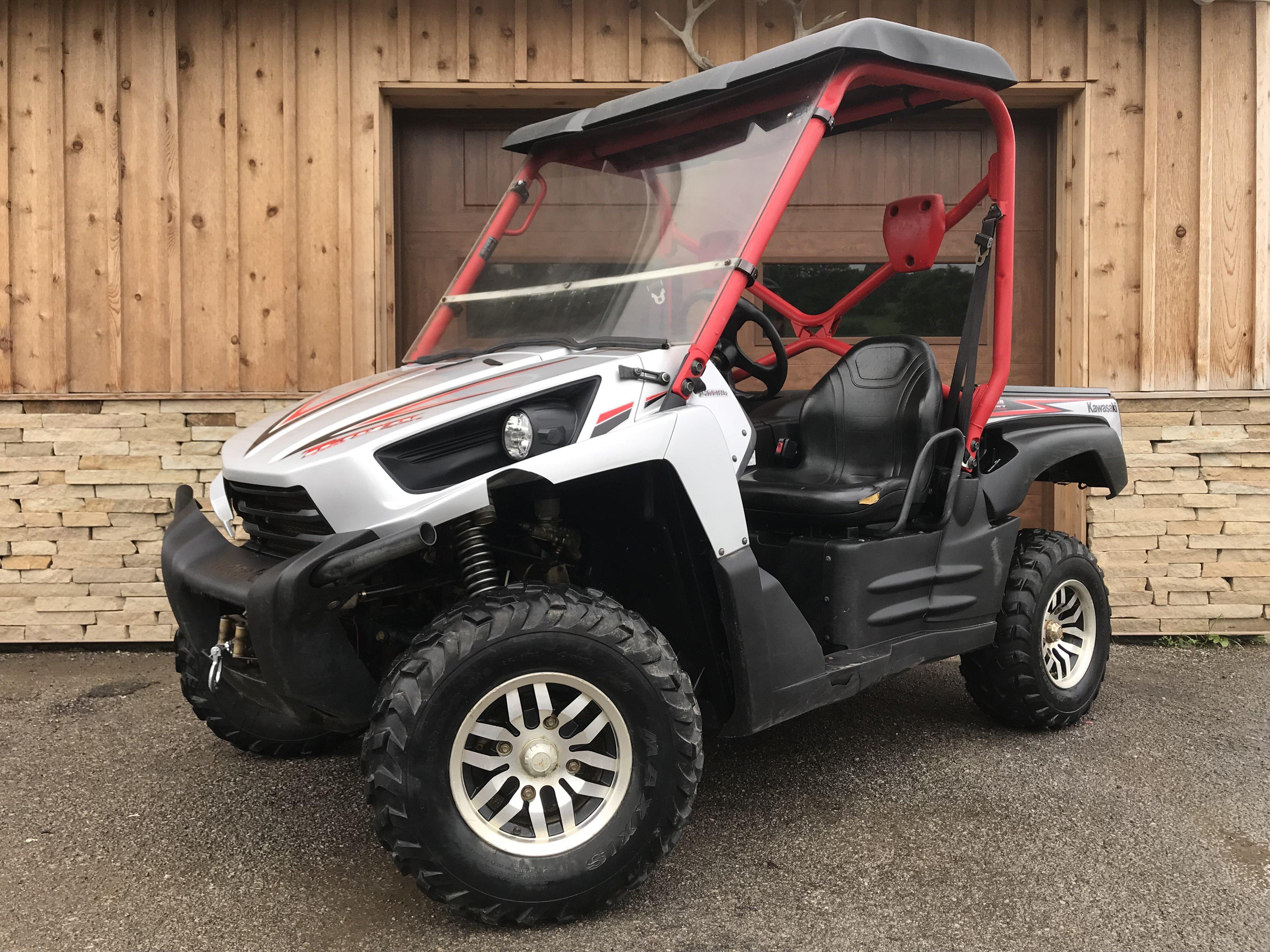 2011 Kawasaki Teryx 750 Sport Special Edition 79498