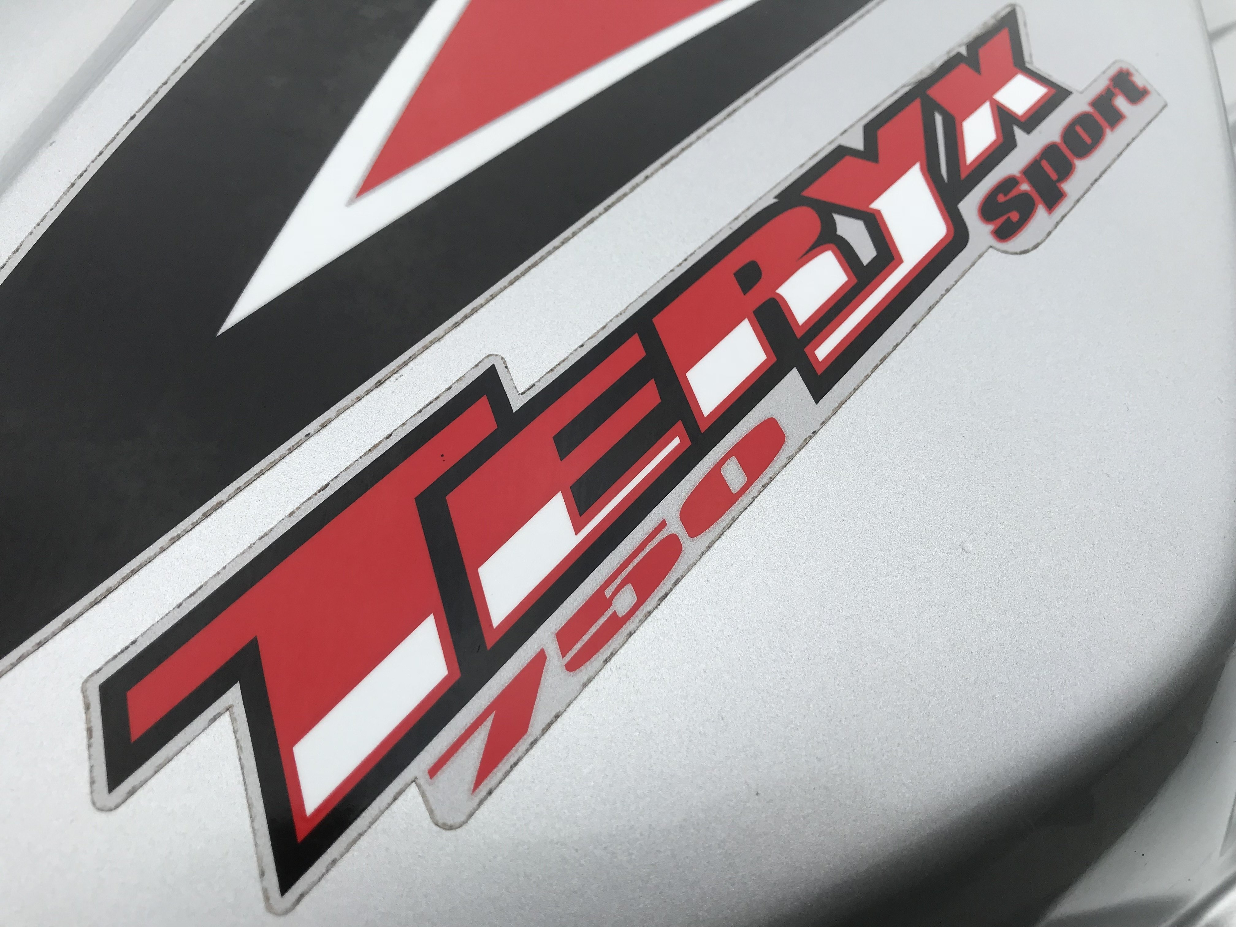 2011 Kawasaki Teryx 750 Sport Special Edition