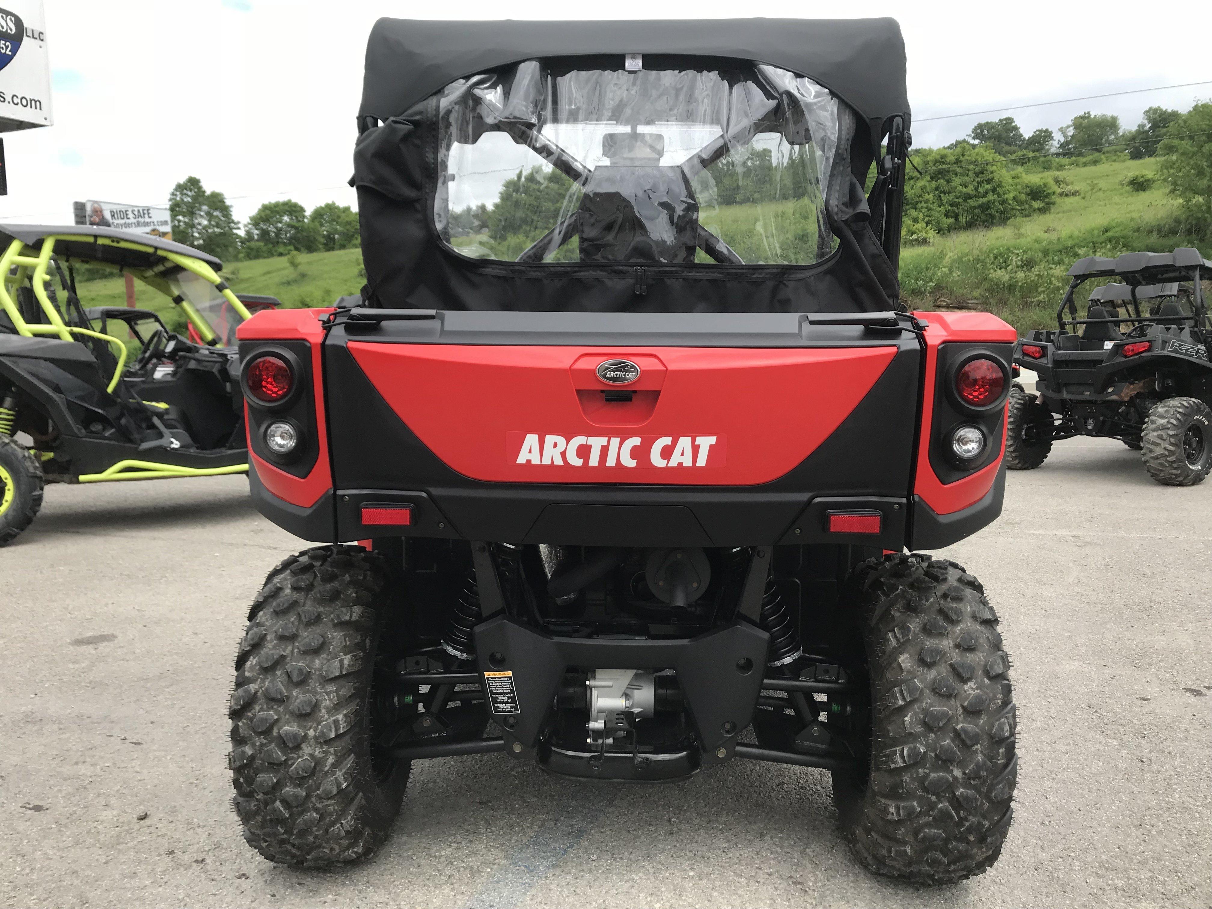 2017 Arctic Cat Prowler 500 - Like New 300 Miles