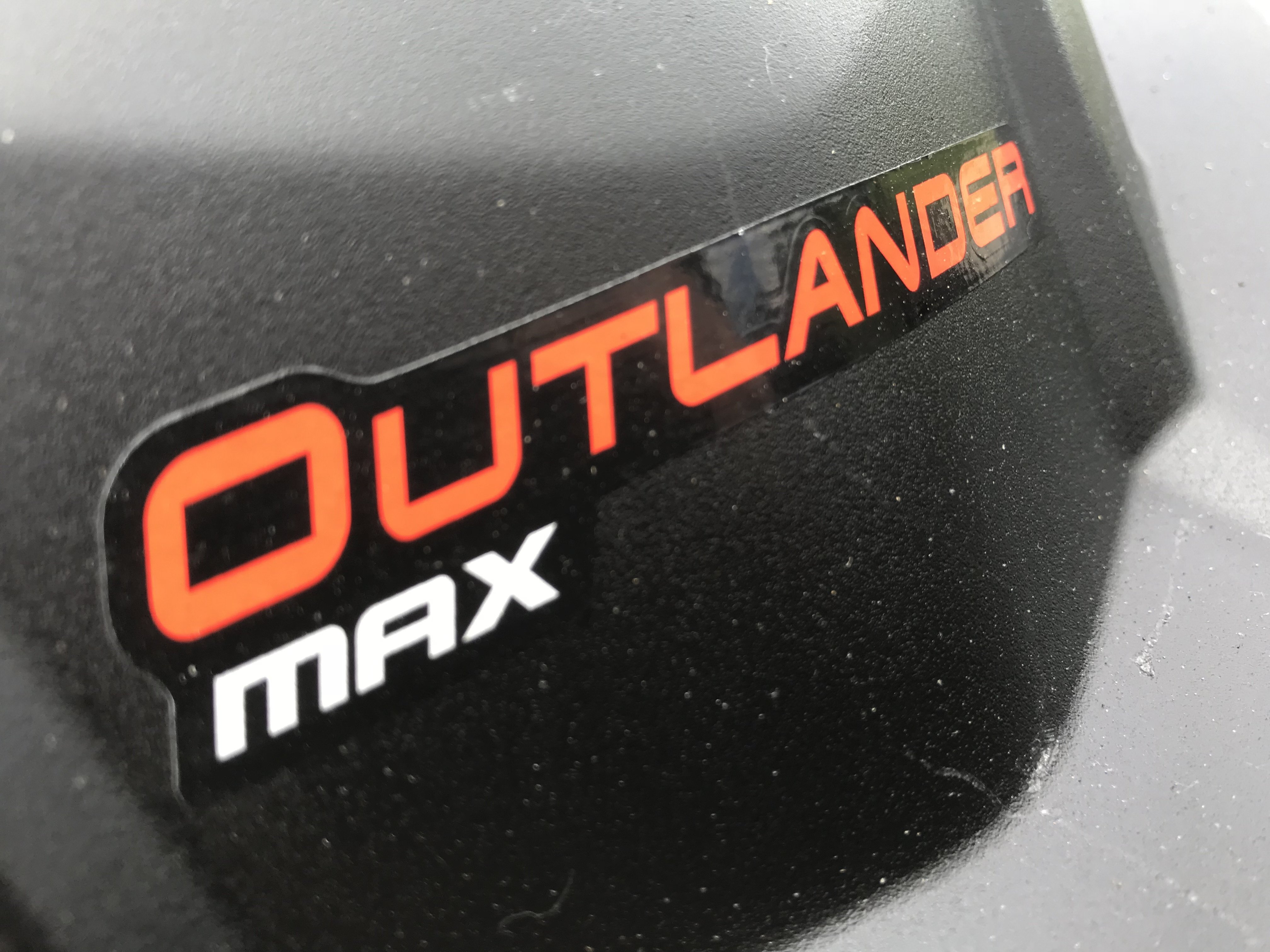 2014 Can-Am Outlander 500 MAX DPS