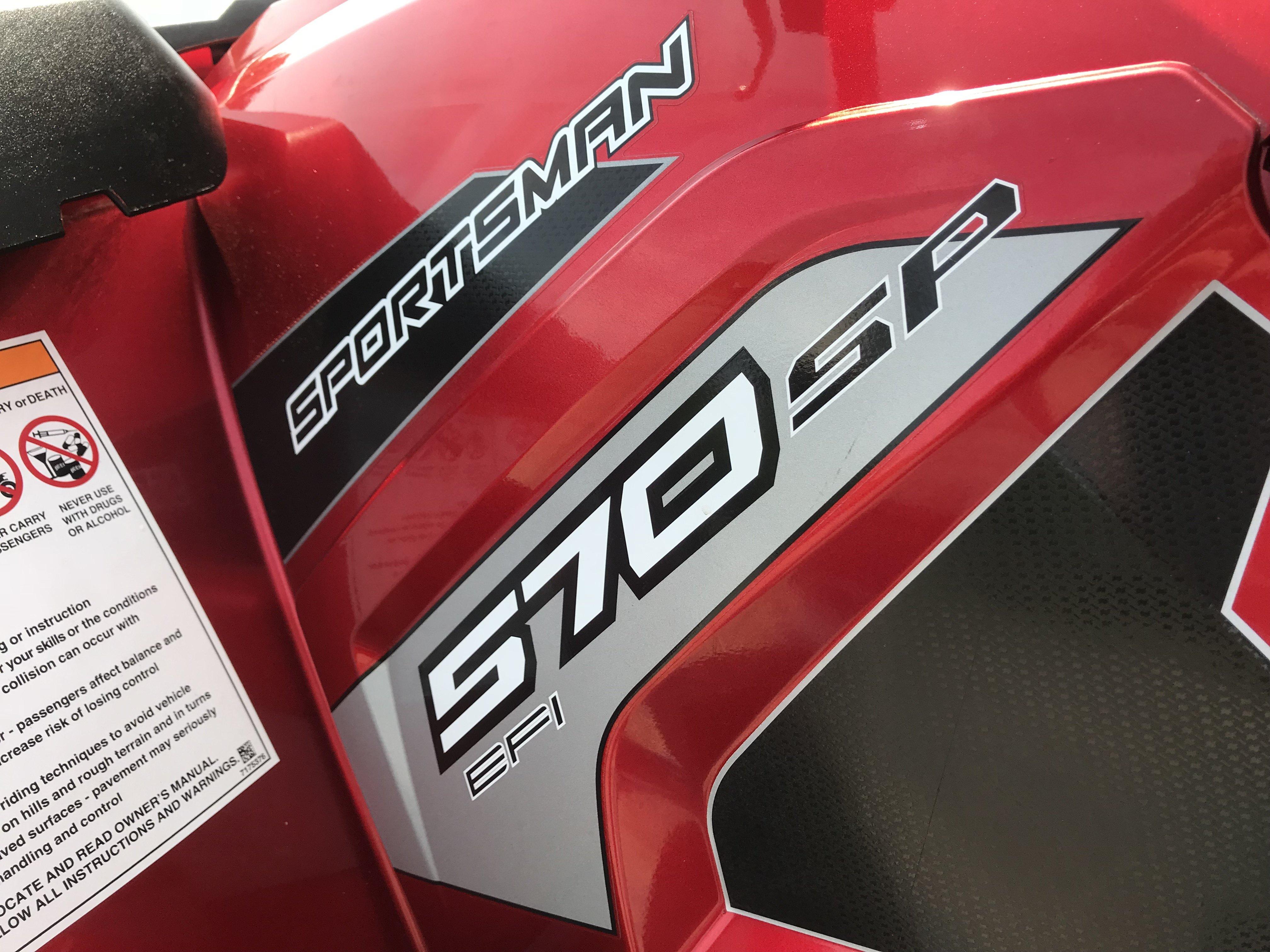 2015 Polaris Sportsman 570 SP EPS