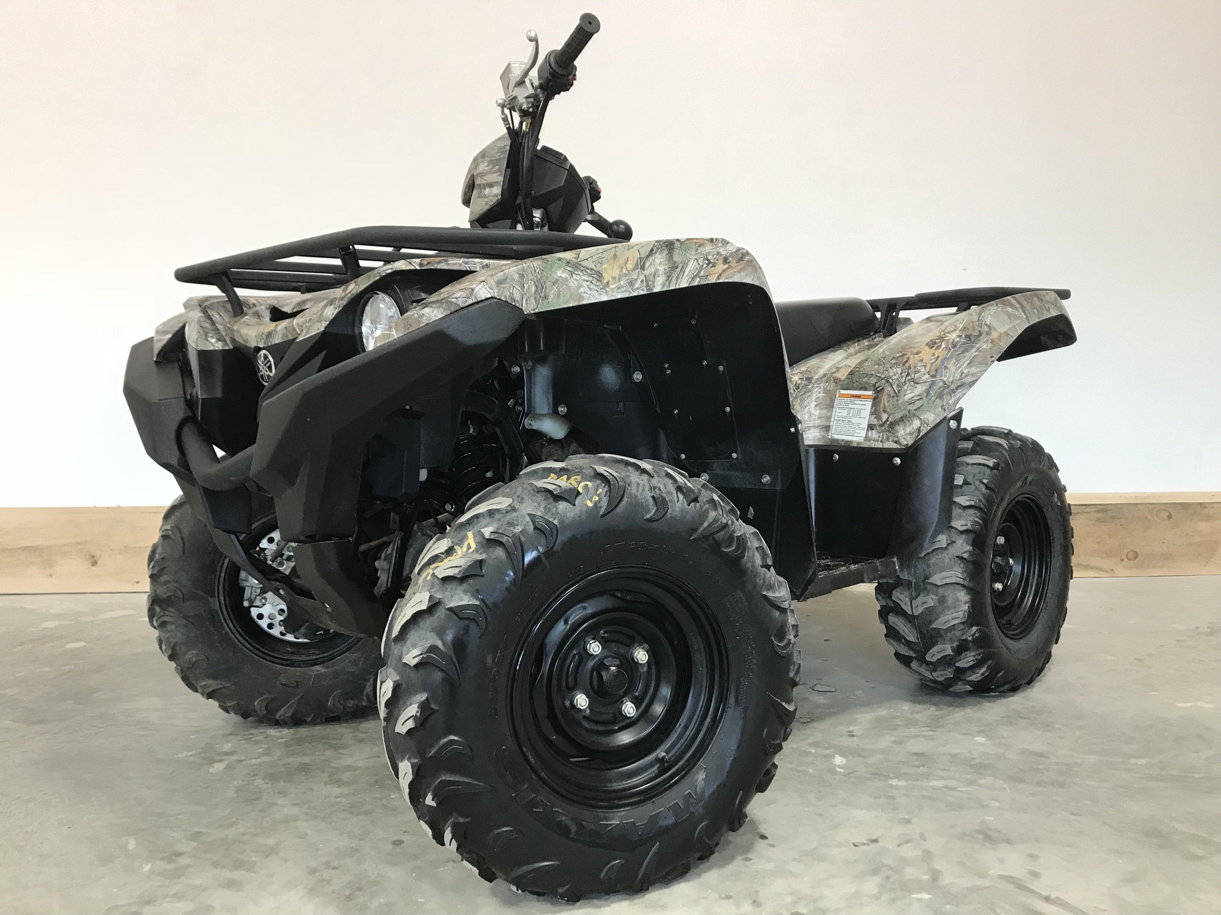 2016 Yamaha Grizzly 700 Camo EPS 79532