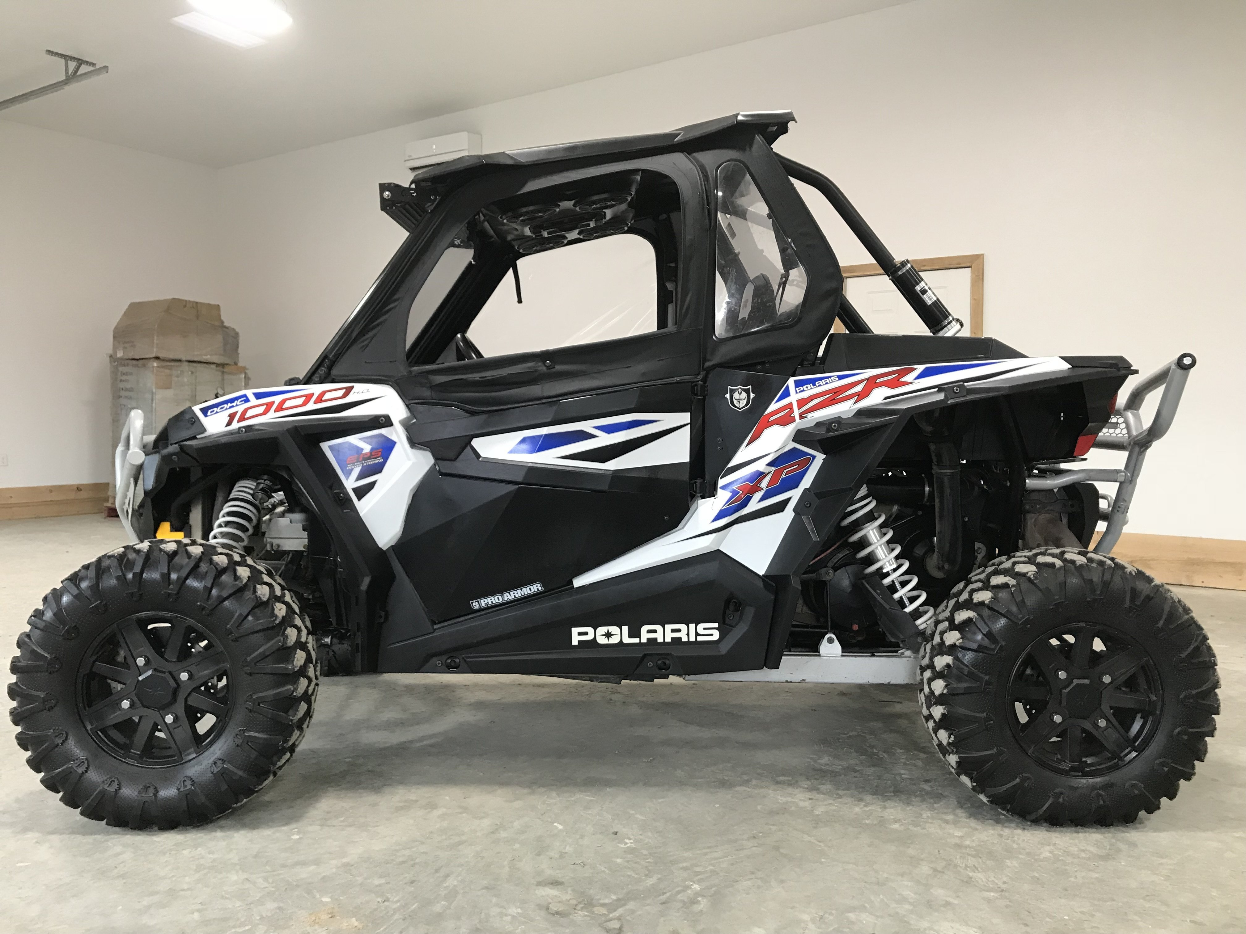 2015 Polaris RZR XP 1000 EPS - Fully Enclosed