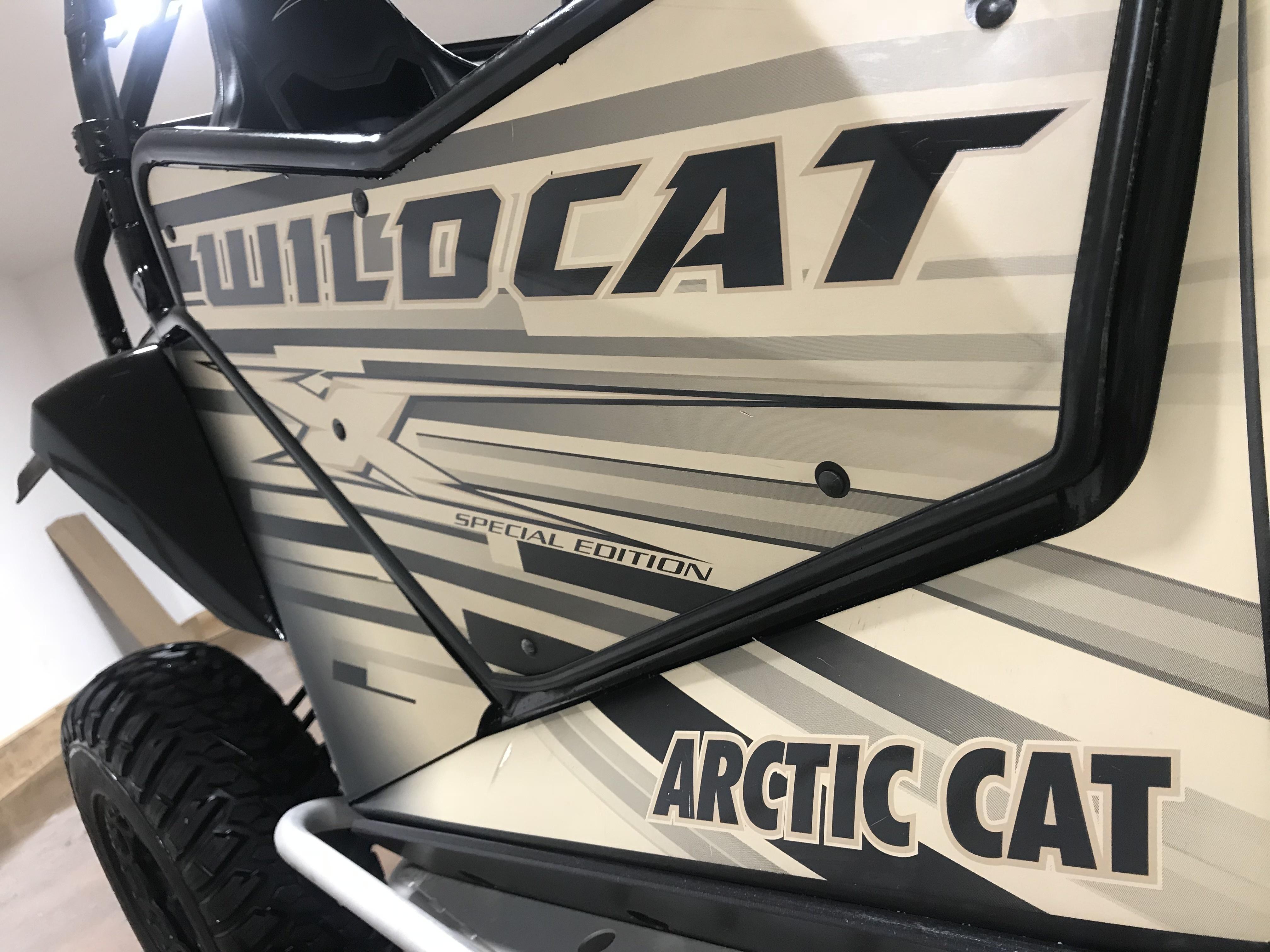 2016 Arctic Cat Wildcat X Special Edition #120 of 300