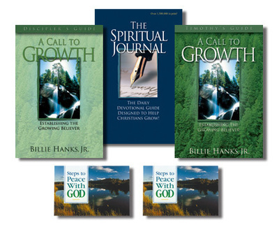 A Call To Growth Discipler's Pack