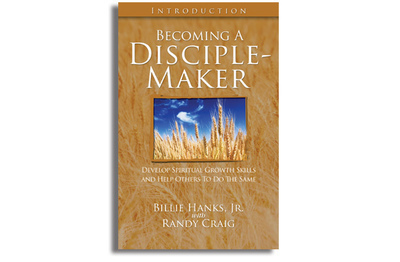 Becoming A Disciple-Maker Introduction Booklet<br/>(Pack of 10)