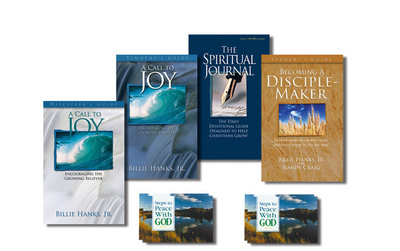 Becoming A Disciple-Maker Student's Pack