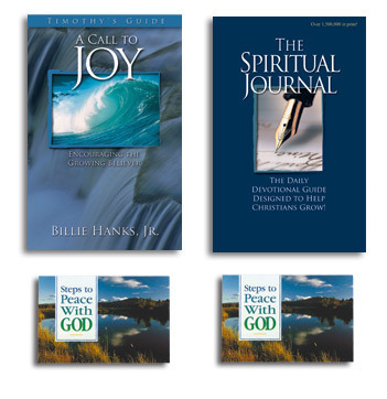 A Call To Joy Timothy's Pack