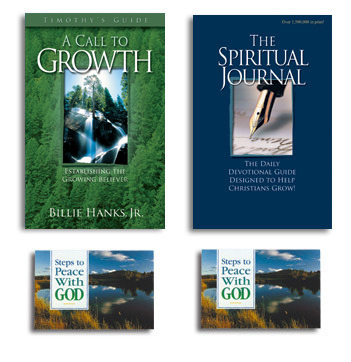 A Call To Growth Timothy's Pack