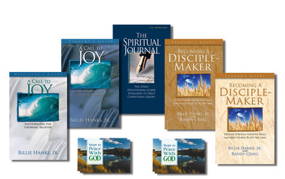 Becoming A Disciple-Maker Leader's Pack