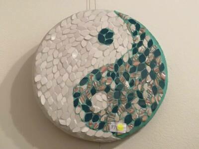 Beginners Mosaics classes at Beliana Mosaics Gembrook