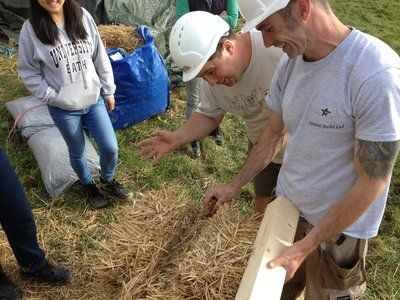 Building With Straw Bales - Friday 21st (evening) - Sunday 23rd June 2019