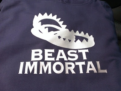 Beast Immortal crew neck
