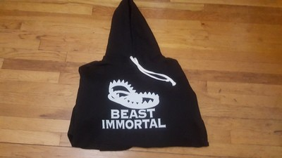3 Beast Immortal different color trap hoodie