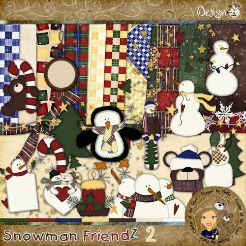 Snowman FriendZ 2