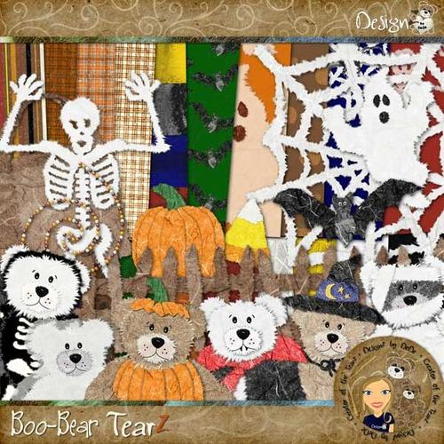 Boo-Bear TearZ
