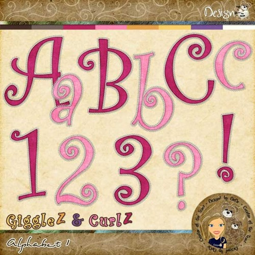 GiggleZ & CurlZ: Alpha 1